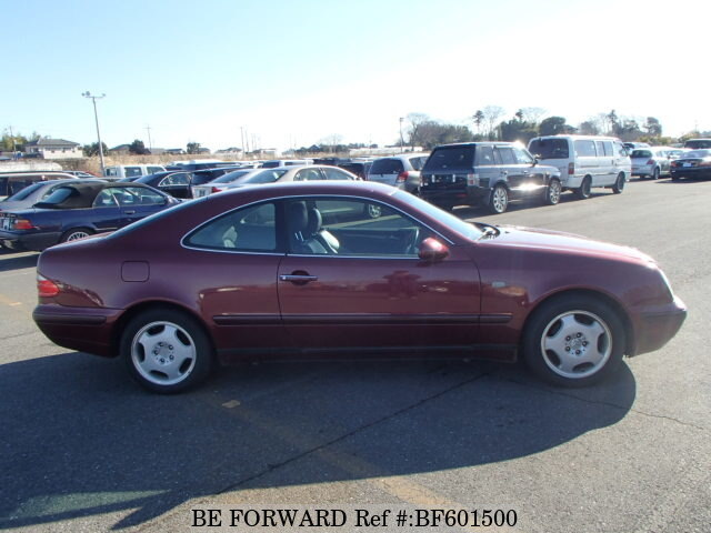 Used 1999 mercedes benz clk class clk200 gf 208335 for for 1999 mercedes benz clk class coupe