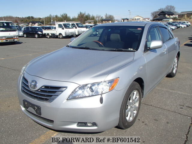 used 2008 toyota camry g dignis edition dba acv40 for sale bf601542 be forward. Black Bedroom Furniture Sets. Home Design Ideas