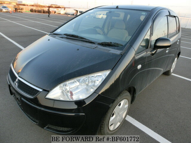 Used 2008 MITSUBISHI COLT BF601772 for Sale