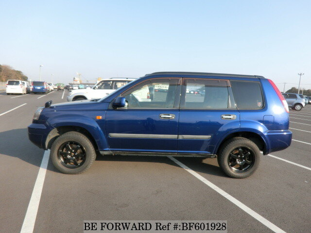 used 2000 nissan x trail s ta t30 for sale bf601928 be forward. Black Bedroom Furniture Sets. Home Design Ideas