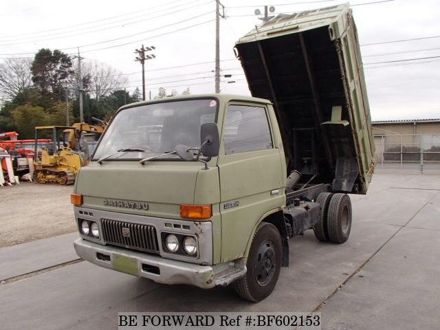 DAIHATSU / Delta Truck (V10D)