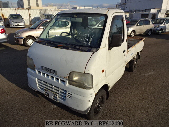 SUZUKI / Carry Truck