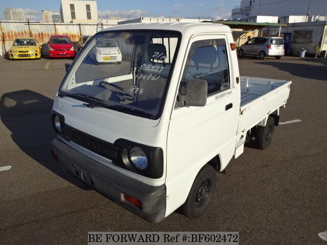 SUZUKI / Carry Truck (M-DA51T)