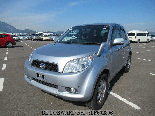 DAIHATSU / Be-Go (CBA-J200G)