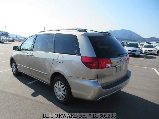 used 2011 toyota sienna for sale bf602333 be forward. Black Bedroom Furniture Sets. Home Design Ideas