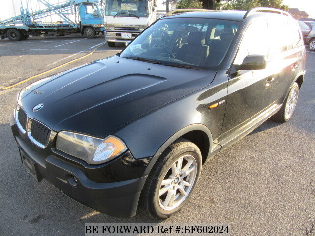 Used 2004 BMW X3 BF602024 for Sale