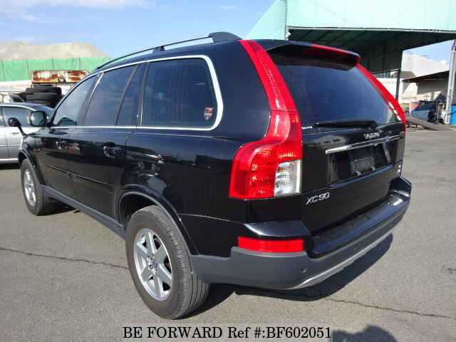 used 2008 volvo xc90 3 2 awd cba cb6324aw for sale bf602051 be forward. Black Bedroom Furniture Sets. Home Design Ideas