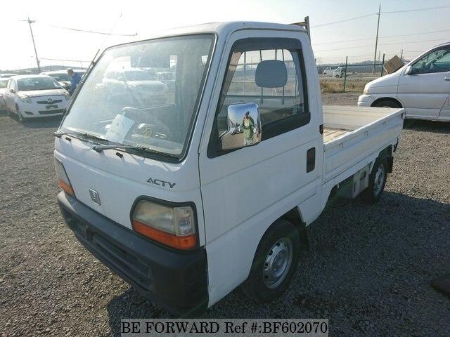 used 1995 honda acty truck v ha3 for sale bf602070 be forward. Black Bedroom Furniture Sets. Home Design Ideas