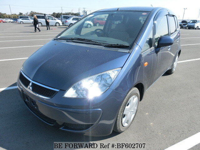 Used 2008 MITSUBISHI COLT BF602707 for Sale