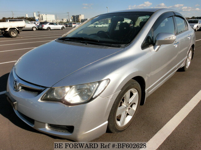 HONDA / Civic (DBA-FD1)
