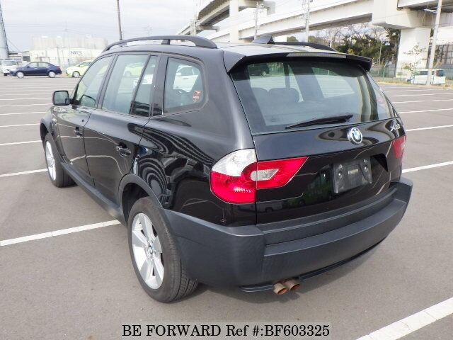 used 2005 bmw x3 2 5i sports package gh pa25 for sale bf603325 be forward. Black Bedroom Furniture Sets. Home Design Ideas