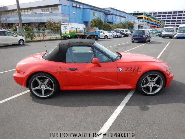 Used 1997 Bmw Z3 Road Star E Ch19 For Sale Bf603319 Be