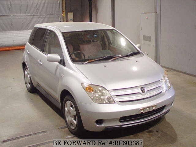 Used 2004 TOYOTA IST BF603387 for Sale
