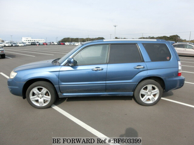 Used 2007 Subaru Forester 10th Anniversary Cba Sg5 For