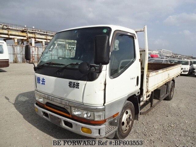 MITSUBISHI / Canter (KC-FE538E)
