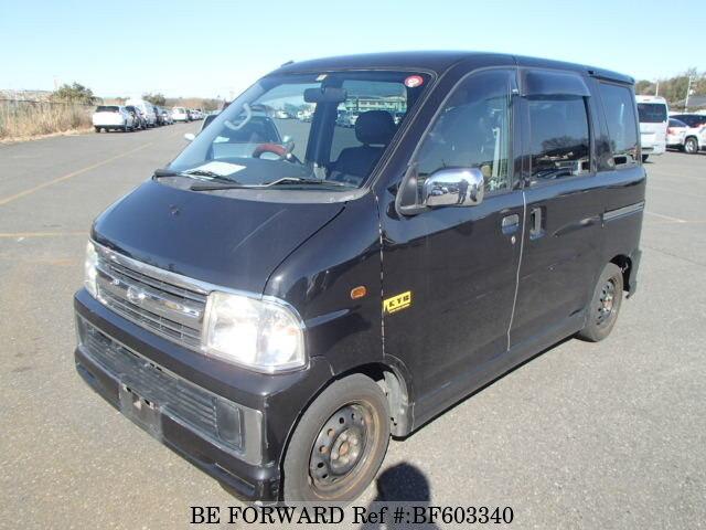 DAIHATSU / Atrai Wagon (TA-S220G)