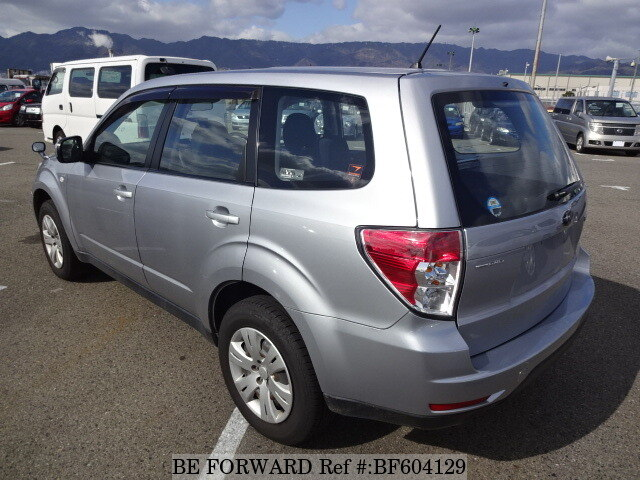 used 2012 subaru forester dba shj for sale bf604129 be forward. Black Bedroom Furniture Sets. Home Design Ideas