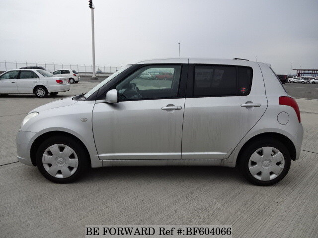 used 2006 suzuki swift 1 3xg dba zd11s for sale bf604066 be forward. Black Bedroom Furniture Sets. Home Design Ideas