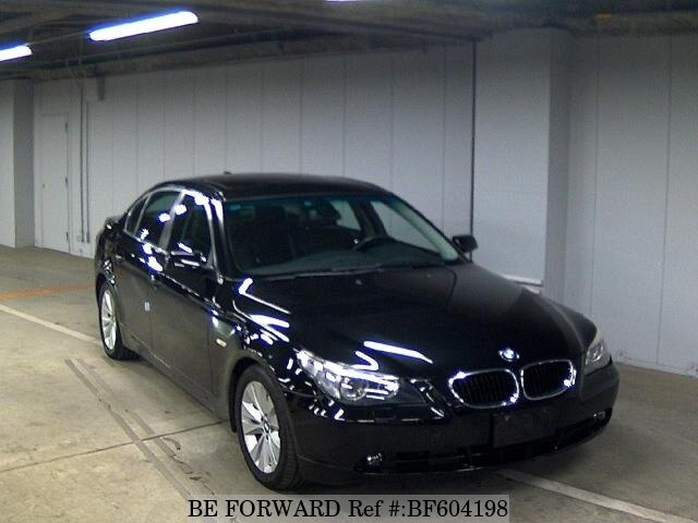 Used 2006 BMW 5 SERIES BF604198 for Sale