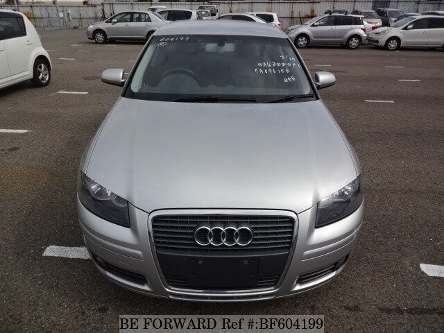 used 2006 audi a3 sportsback attraction gh 8pbse for sale bf604199 be forward. Black Bedroom Furniture Sets. Home Design Ideas