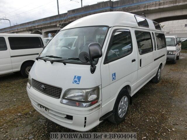 TOYOTA / Hiace Commuter (GA-RZH133S)