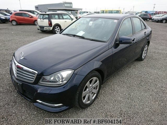 Used 2012 MERCEDES-BENZ C-CLASS BF604154 for Sale