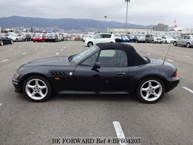 used 1999 bmw z3 road star 2 0 gf cl20 for sale bf604203 be forward. Black Bedroom Furniture Sets. Home Design Ideas