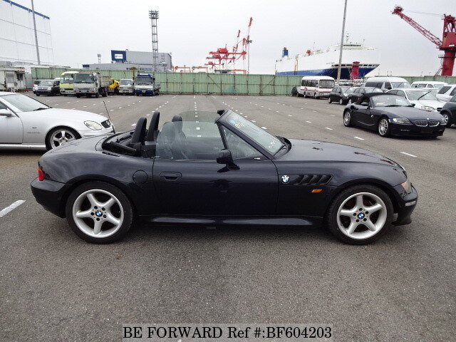 Used 1999 Bmw Z3 Road Star 2 0 Gf Cl20 For Sale Bf604203