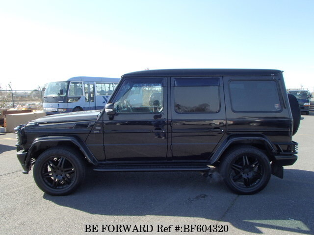 Used 1998 mercedes benz g class gelande wagen 300ge long for Mercedes benz g class for sale cheap