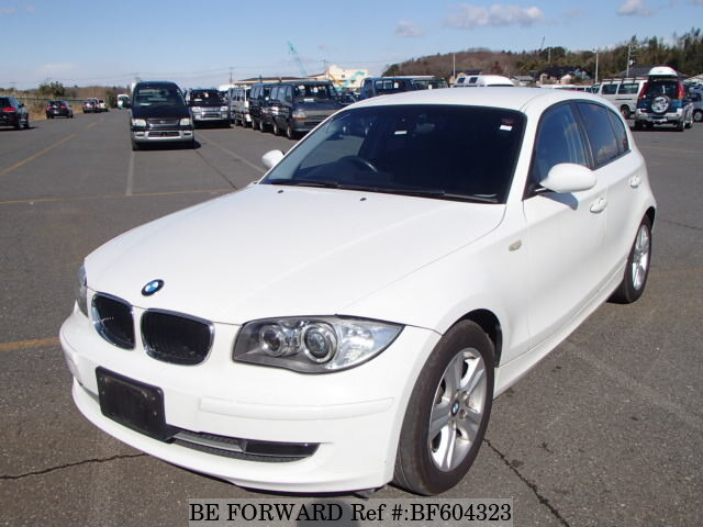 BMW / 1 Series (ABA-UD20)