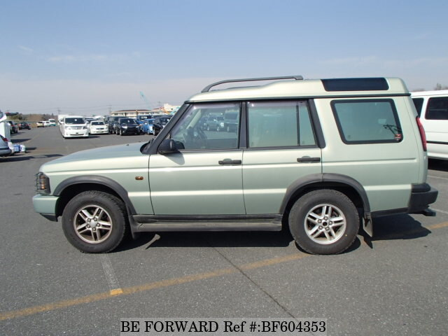 used 2003 land rover discovery limited gh lt94a for sale. Black Bedroom Furniture Sets. Home Design Ideas