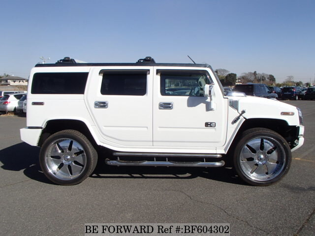 used 2006 hummer h2 for sale bf604302 be forward. Black Bedroom Furniture Sets. Home Design Ideas