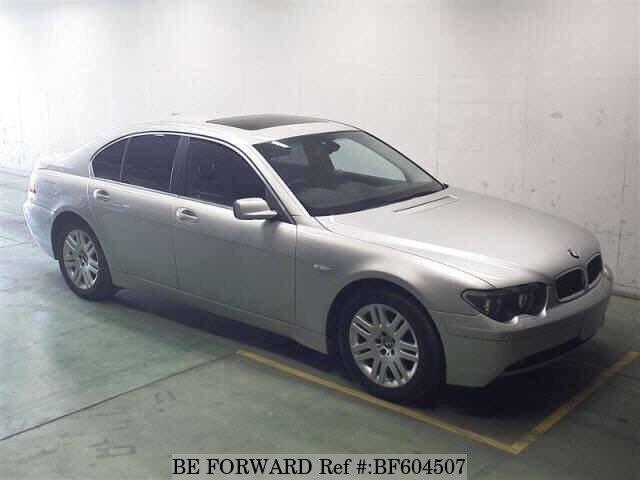 BMW / 7 Series (GH-GL44)