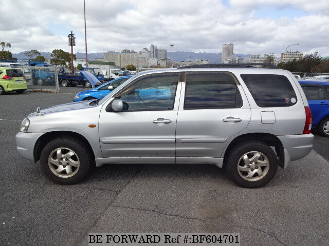 used 2002 mazda tribute lx ta epew for sale bf604701 be. Black Bedroom Furniture Sets. Home Design Ideas