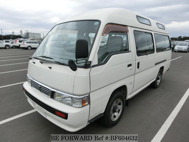 NISSAN / Caravan Van (KG-CWMGE24)