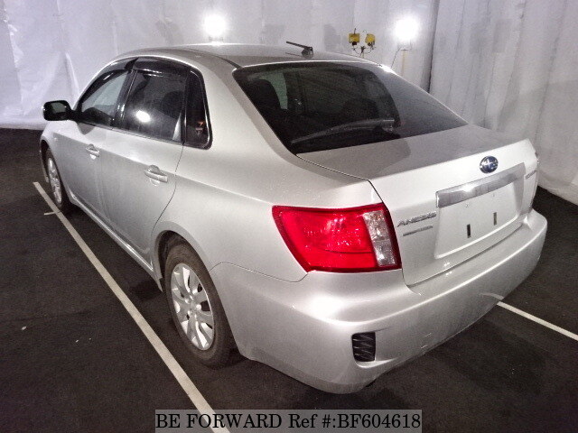 used 2012 subaru impreza anesis dba ge3 for sale bf604618 be forward. Black Bedroom Furniture Sets. Home Design Ideas