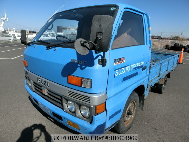 ISUZU / Elf Truck (N-KAD41N)