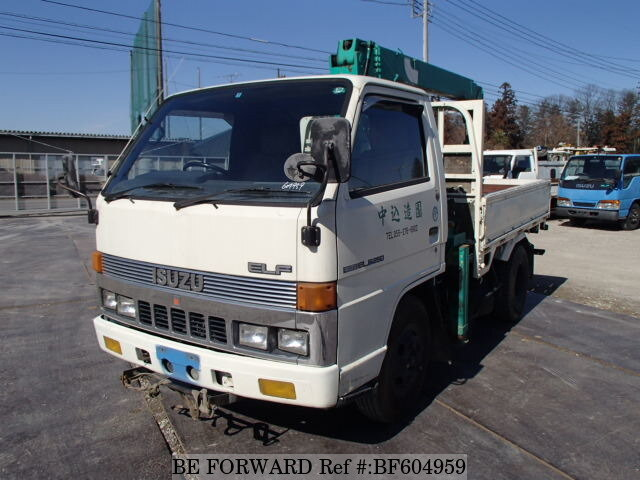 ISUZU / Elf Truck (P-NKR57E)