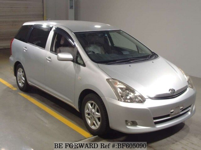 TOYOTA / Wish (DBA-ZNE10G)