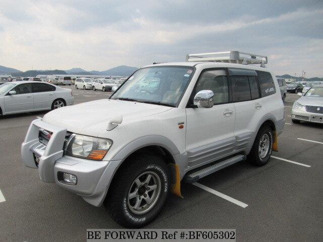 MITSUBISHI / Pajero (GH-V75W)