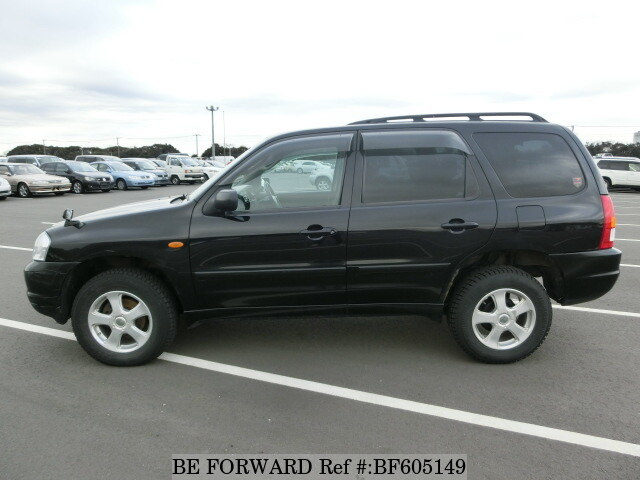used 2004 mazda tribute lx ta epew for sale bf605149 be. Black Bedroom Furniture Sets. Home Design Ideas