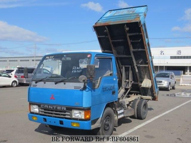 MITSUBISHI / Canter (U-FE305BD)