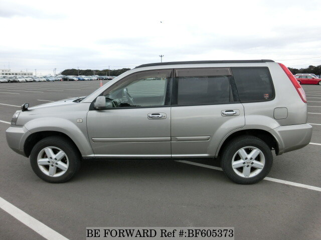 used 2004 nissan x trail x ua nt30 for sale bf605373 be forward. Black Bedroom Furniture Sets. Home Design Ideas