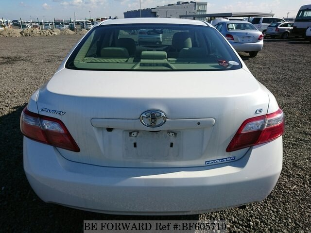 used 2008 toyota camry g dba acv40 for sale bf605710 be forward. Black Bedroom Furniture Sets. Home Design Ideas