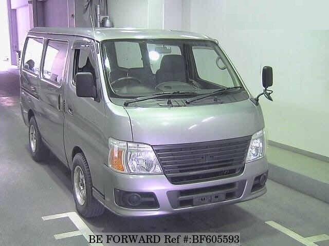 NISSAN / Caravan Van (LDF-VWE25)