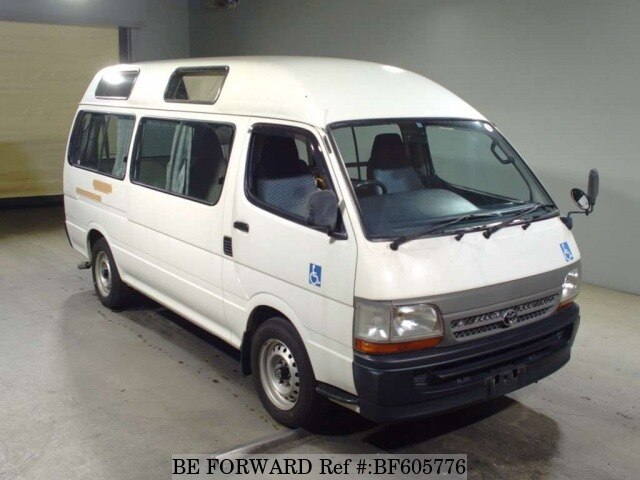 TOYOTA / Regiusace Commuter (GH-RZH125B)