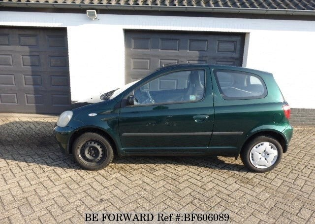 used 2000 toyota yaris for sale bf606089 be forward. Black Bedroom Furniture Sets. Home Design Ideas