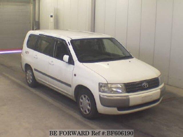 TOYOTA / Probox Wagon (UA-NCP58G)