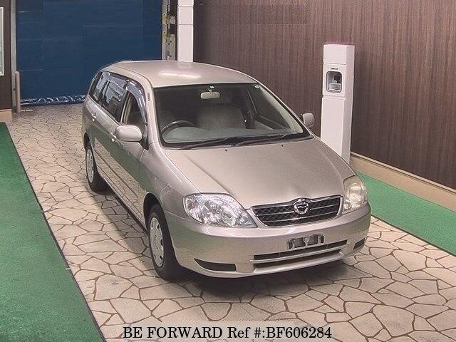 TOYOTA / Corolla Fielder (TA-NZE124G)