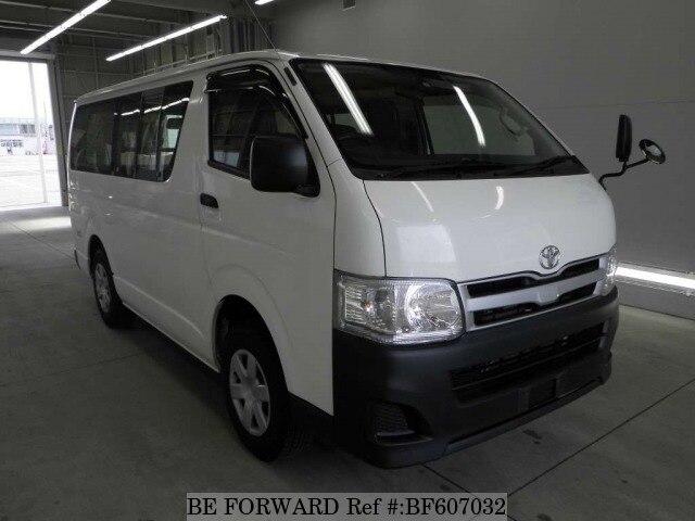 TOYOTA / Hiace Van (LDF-KDH206V)